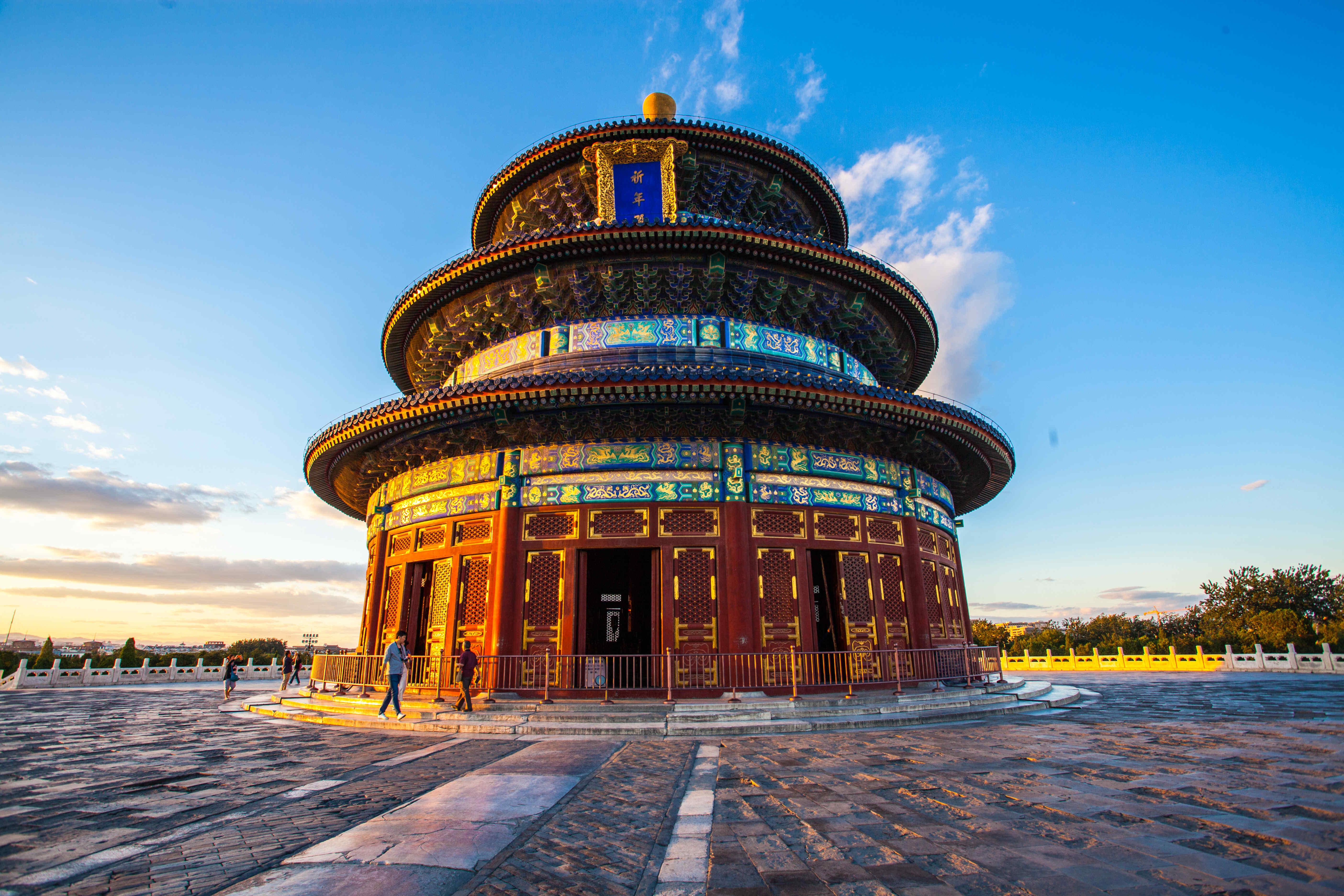 天坛 Temple of Heaven