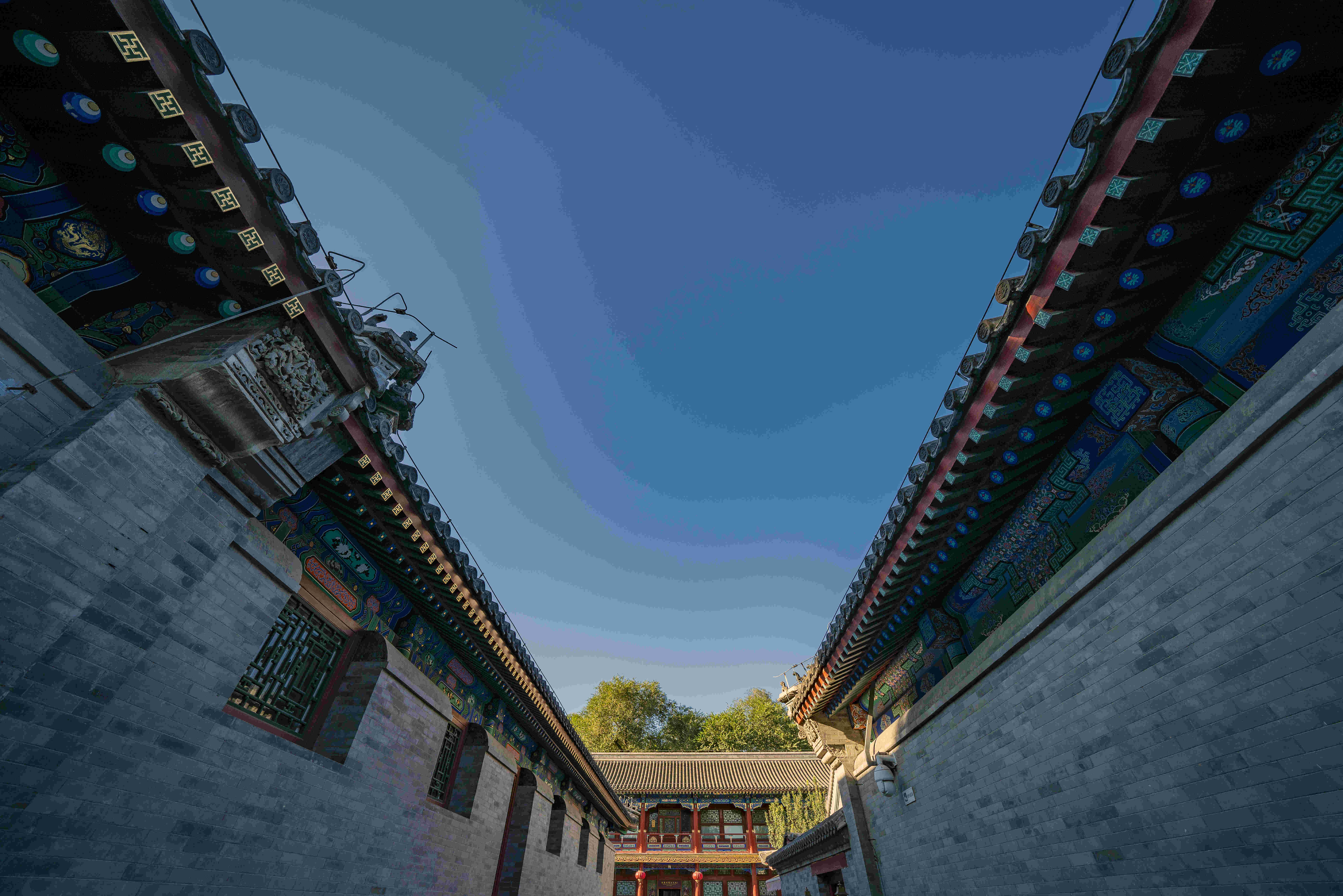 北京周边游古北水镇两日游司马台夜游长城赏音乐水舞秀