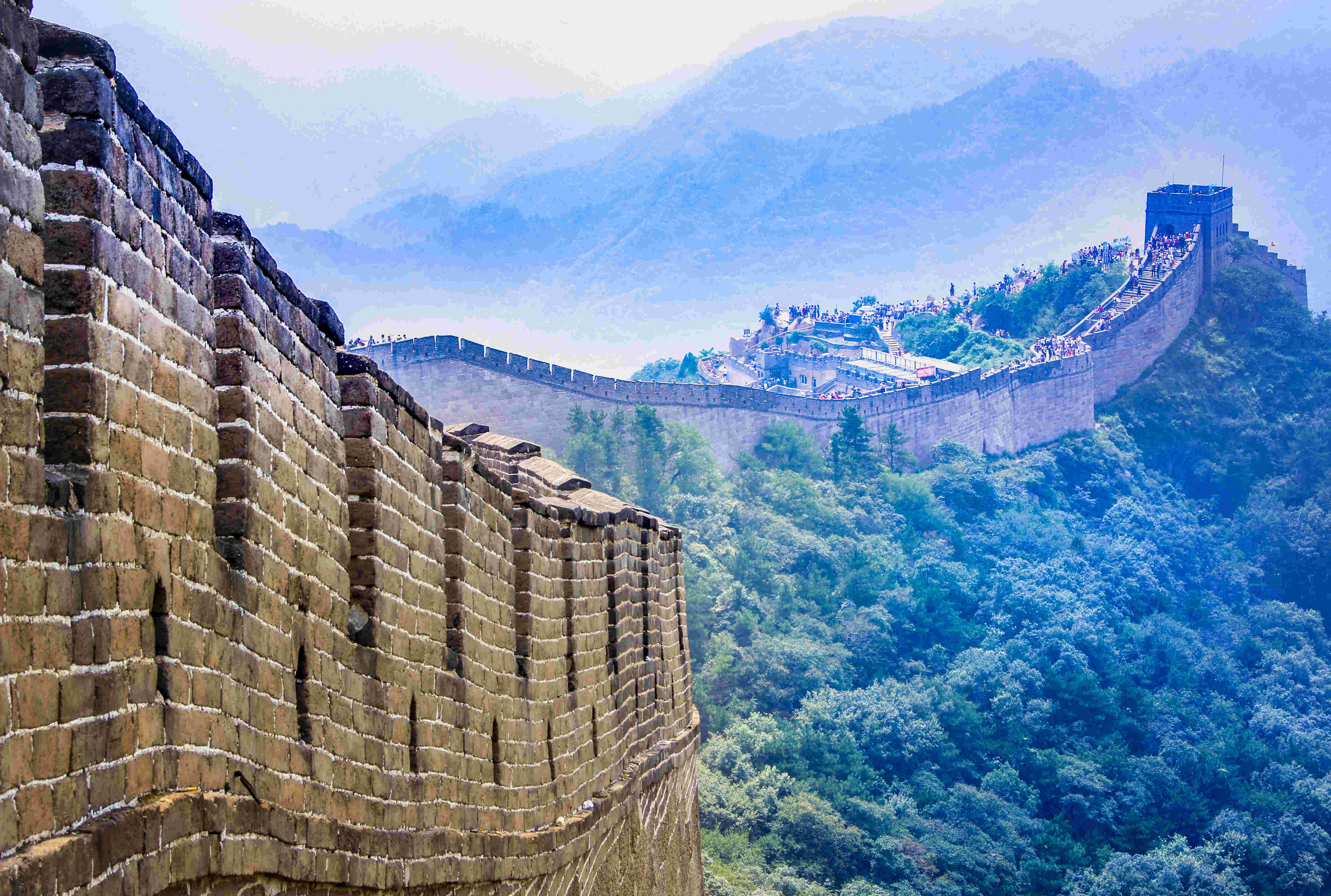 北京八达岭长城 Beijing the Badaling Great Wall